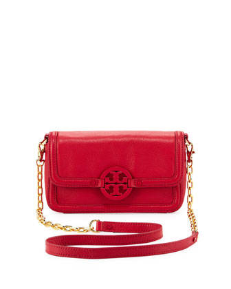 Amanda Mini Crossbody Bag, Gooseberry