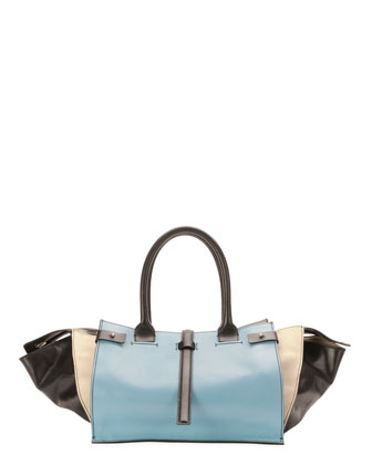 Parigi Colorblock Classic Duffel Bag, Multi