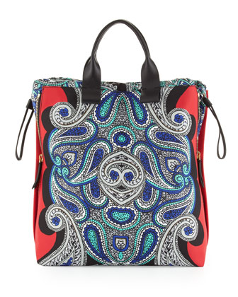 Padam Paisley Shopper Bag, Multi