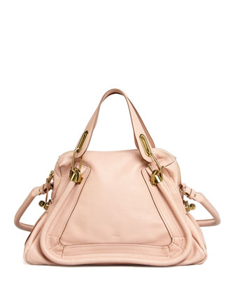 Paraty Medium Shoulder Bag, Pink