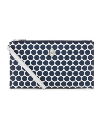 Large Kiki Zip Clutch