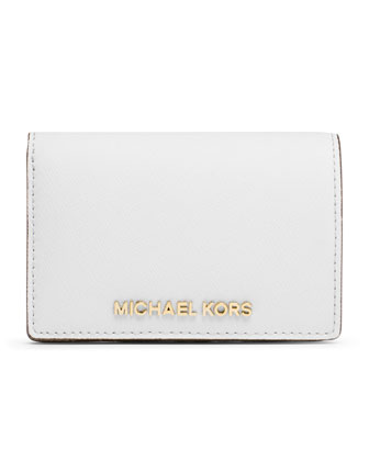 Medium Jet Set Travel Slim Wallet
