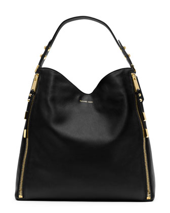 Miranda Zipper Shoulder Bag