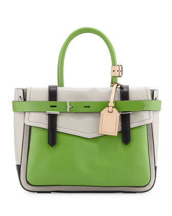 Boxer Colorblock Tote Bag