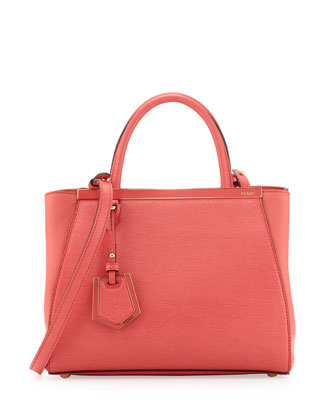 2Jours Petit Shopping Tote Bag, Pink