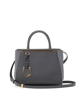 2Jours Mini Tote Bag, Gray