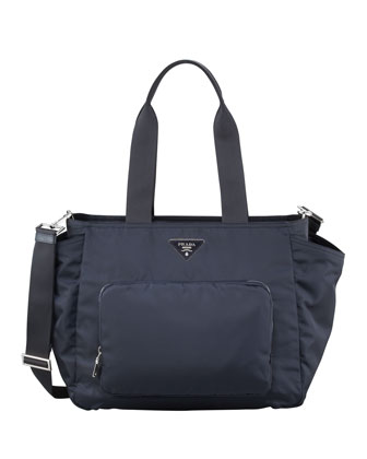 Vela Baby Bag, Blue (Bleu)