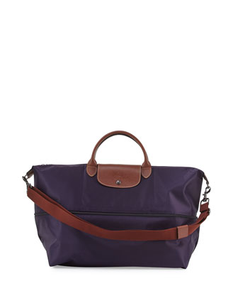 Le Pliage Expandable Travel Bag, Black