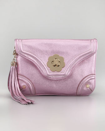 Mini Clutch Bag, Rose