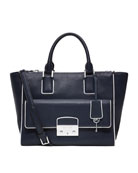 Large Audrey Satchel