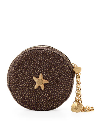 Go Go Clutch Bag, Bronze