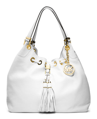 Large Camden Drawstring Shoulder Tote