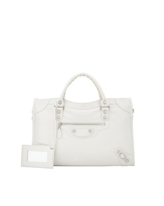 Giant 12 Nickel City Bag, Ivory