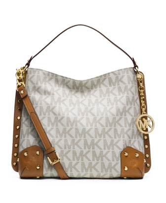 Medium Serena Shoulder Bag
