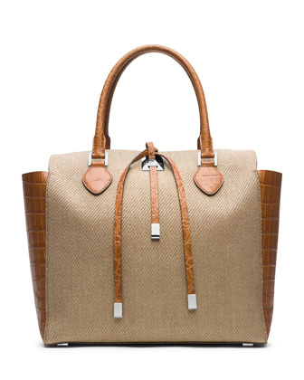 Large Miranda Novelty Tote