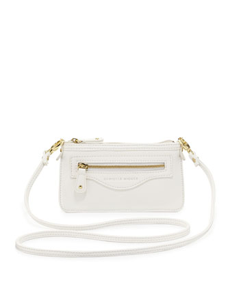 Davina Crossboday Bag, White