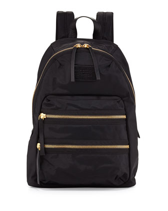 Domo Arigato Packrat Backpack, Black
