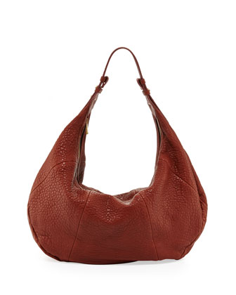 MR. Dawson Hobo Bag, Cognac