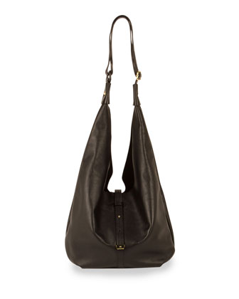City Casual Hobo with Pochette, Black