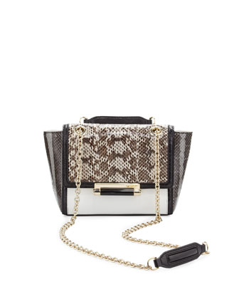 440 Mini Flap-Top Combo Crossbody Bag