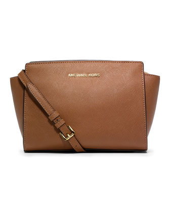 Selma Medium Messenger Bag, Luggage
