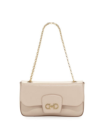 Paris Crossbody, New Bisque