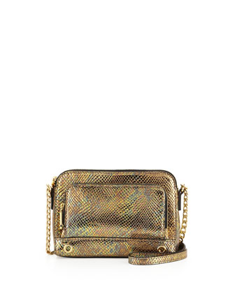 El Dorado Smart Phone Mini Bag, Gold