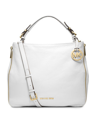 Michael Kors Collection Large Essex Convertible Shoulder Bag