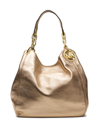 Large Fulton Shoulder Tote