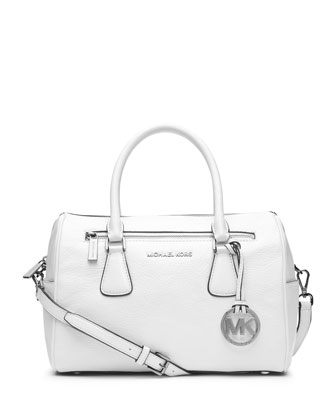 Medium Sophie Top-Zip Satchel