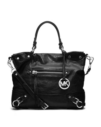 Medium Fallon Satchel