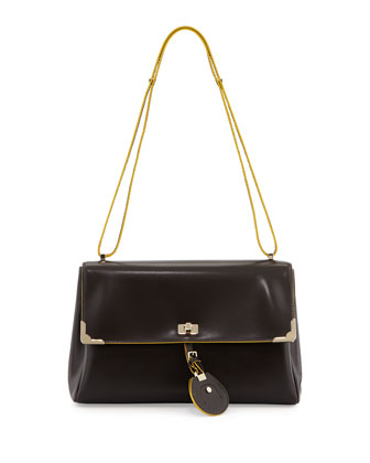 Jourdan 2 Shoulder Bag, Brown