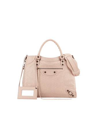 Classic Velo Bag, Blush