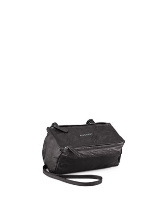 Pandora Mini Crossbody Bag, Black