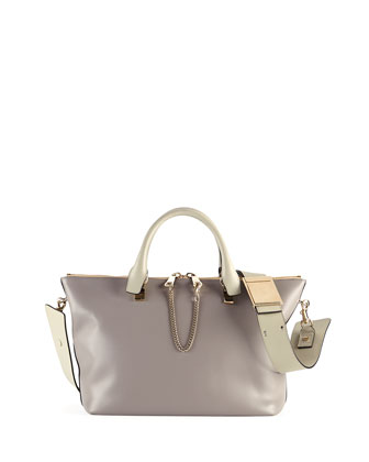 Baylee Shoulder Bag, Gray
