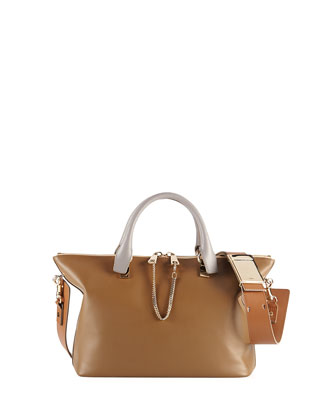 Baylee Shoulder Bag, Khaki