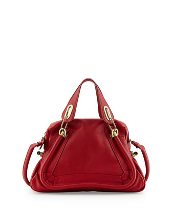Paraty Shoulder Bag, Red