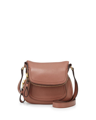 Jennifer Mini Crossbody Bag, Rose