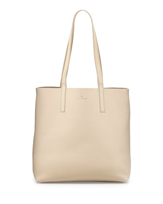 henry lane lulu tote bag, ostrich egg