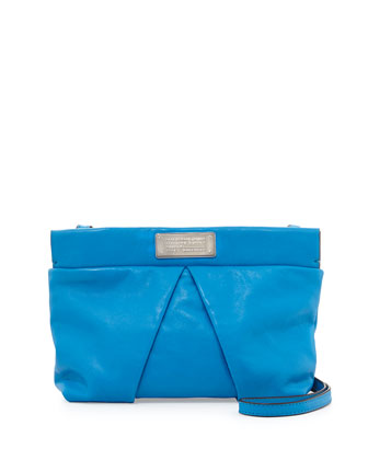 MARChive Percy Crossbody Bag, Blue Glow