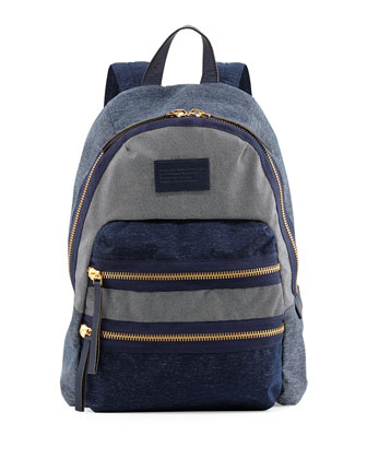 Domo Arigato Packrat Backpack, Twilight Navy