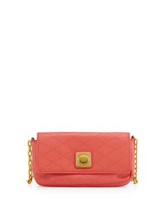 On the Dot Carmena Crossbody Bag, Rose Bush