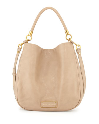 Too Hot to Handle Hobo Bag, Tracker Tan