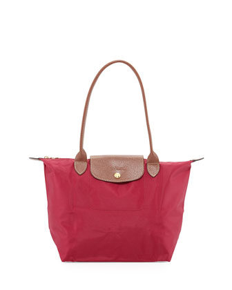 Le Pliage Medium Shoulder Tote Bag, Hydrangea