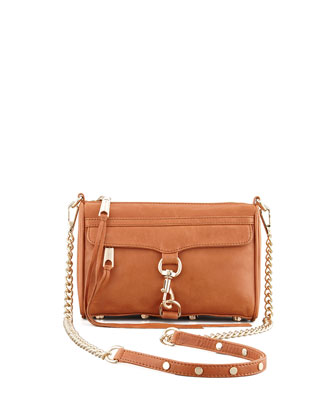 MAC Core Crossbody Bag, Almond