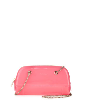 Candy Tootsie Mini Crossbody Bag, Rose Pink