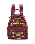 Stark Edeline Baby Backpack, Pink