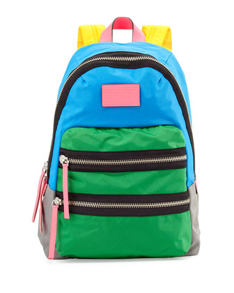 Loco Domo Packrat Backpack, Electric Blue