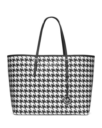 Medium Jet Set Printed Travel Tote