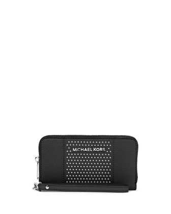 Large Studded Coin Purse